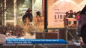 RCMP remain mum on serious incident at Sherwood Park community centre
